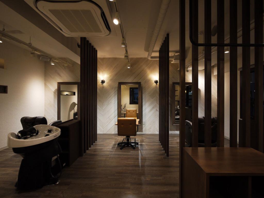 hair salon NAGOMI